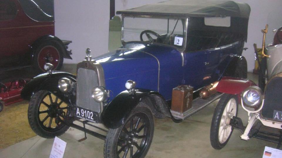 Een auto voor Viktor (1923)