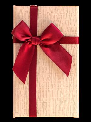 Judith Fanto Boek giftbox red
