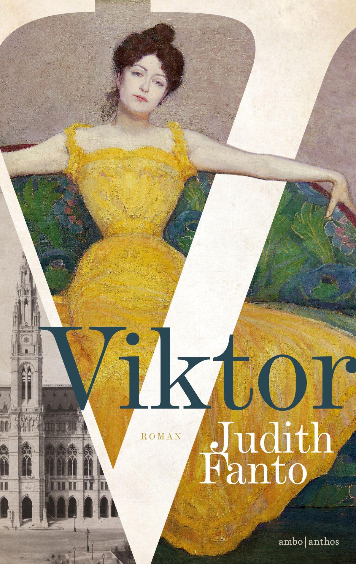 Judith Fanto Viktor cover
