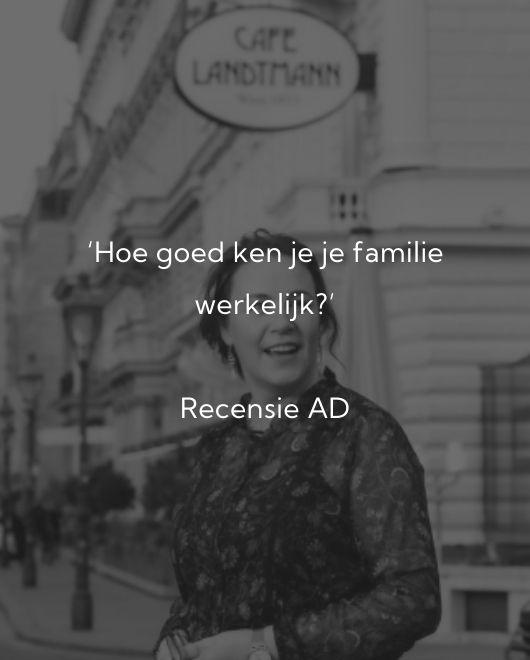 Judith Fanto recensie AD NL top (1)