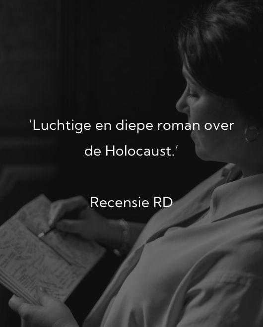 Judith Fanto recensie Telegraaf back (1)