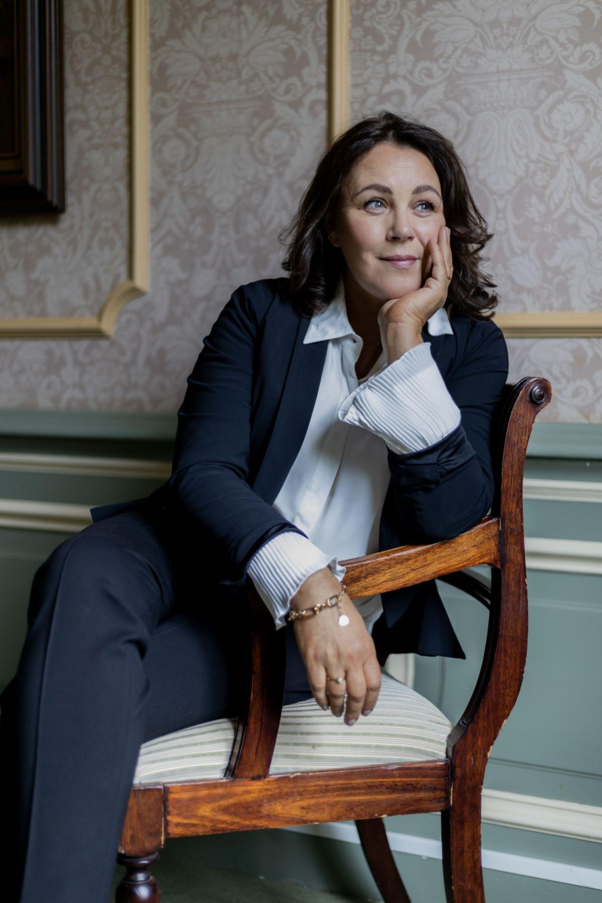 Judith Fanto writer speaker chair