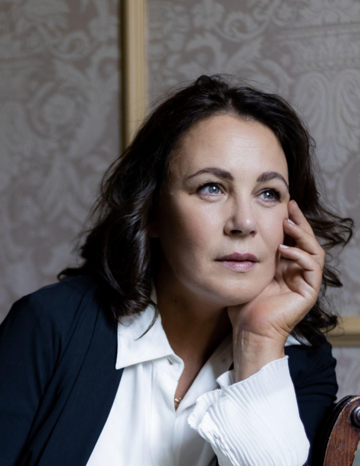 Judith Fanto Sprecherin und Autorin