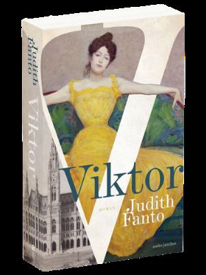 Viktor Judith Fanto Boek Bestseller Auteur cover mock up (2)