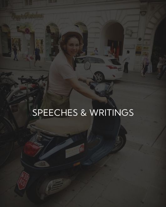 Judith Fanto speaker writer 2