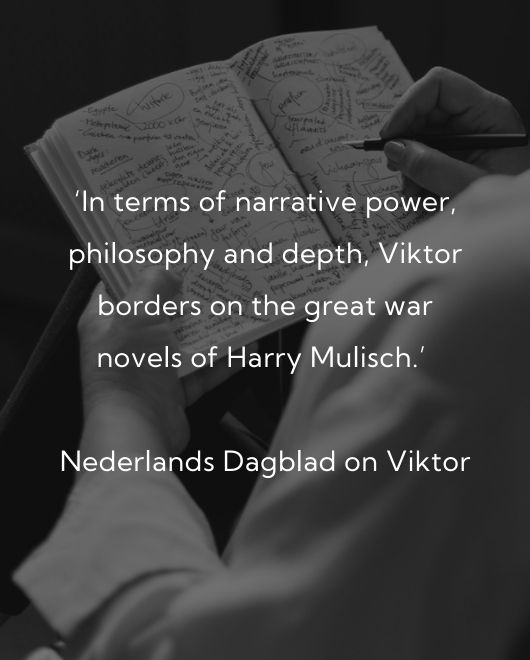 Judith Fanto review Nederlands Dagblad colour