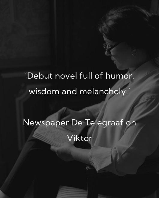 Judith Fanto review Telegraaf back (1)